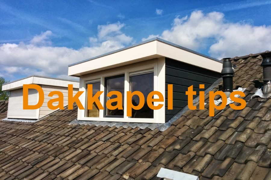 dakkapel tips