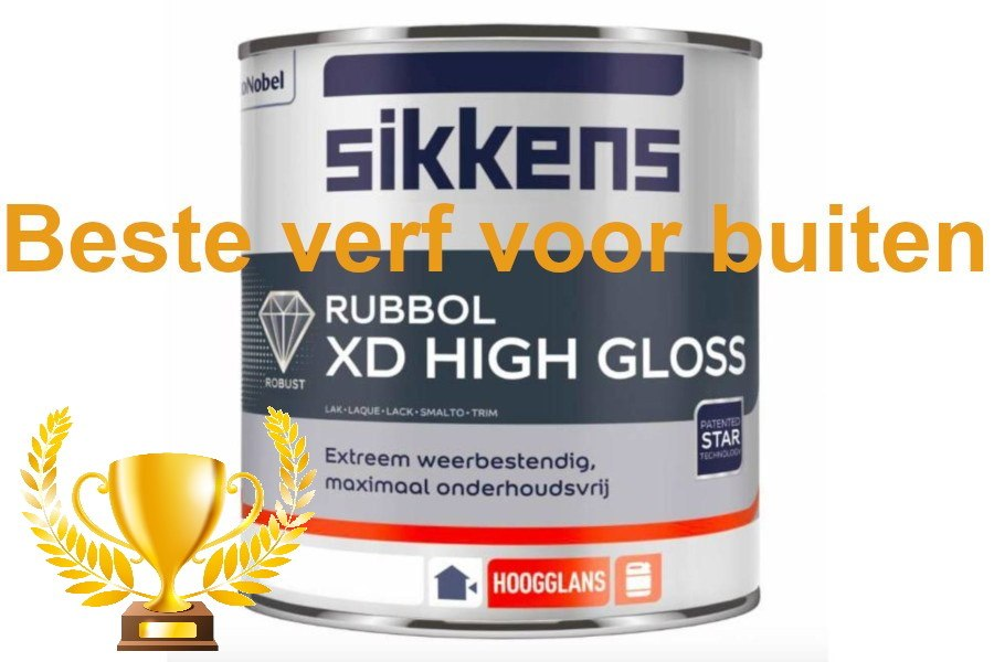 Sikkens Rubbel XD High Gloss