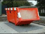 bouwcontainer verbouwing